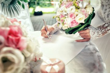 Syarat Pendaftaran Nikah di Catatan Sipil