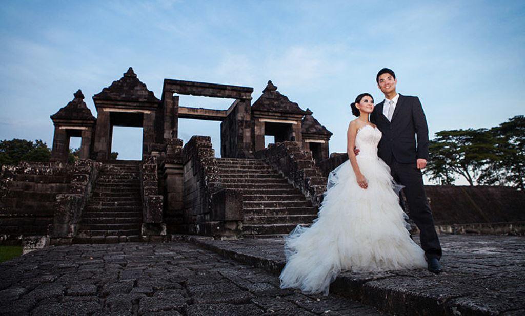 Tempat Foto Pre Wedding di Jogja