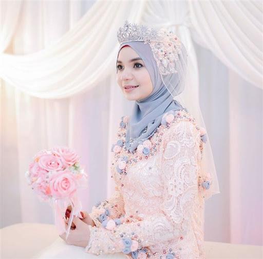 Model Kebaya Muslimah Untuk Akad Nikah Terbaru 2015 2016 1