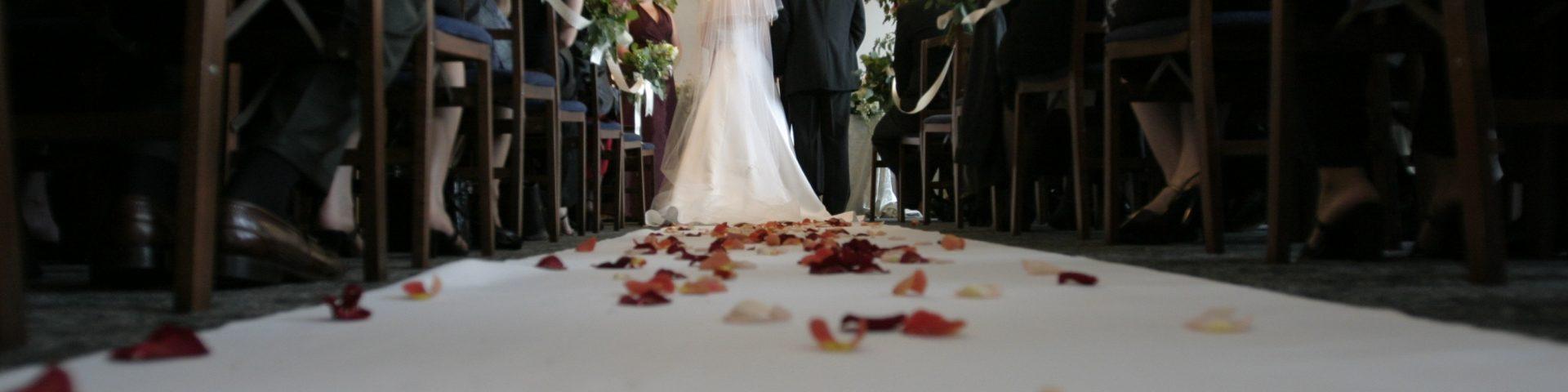 pernikahan di rumah